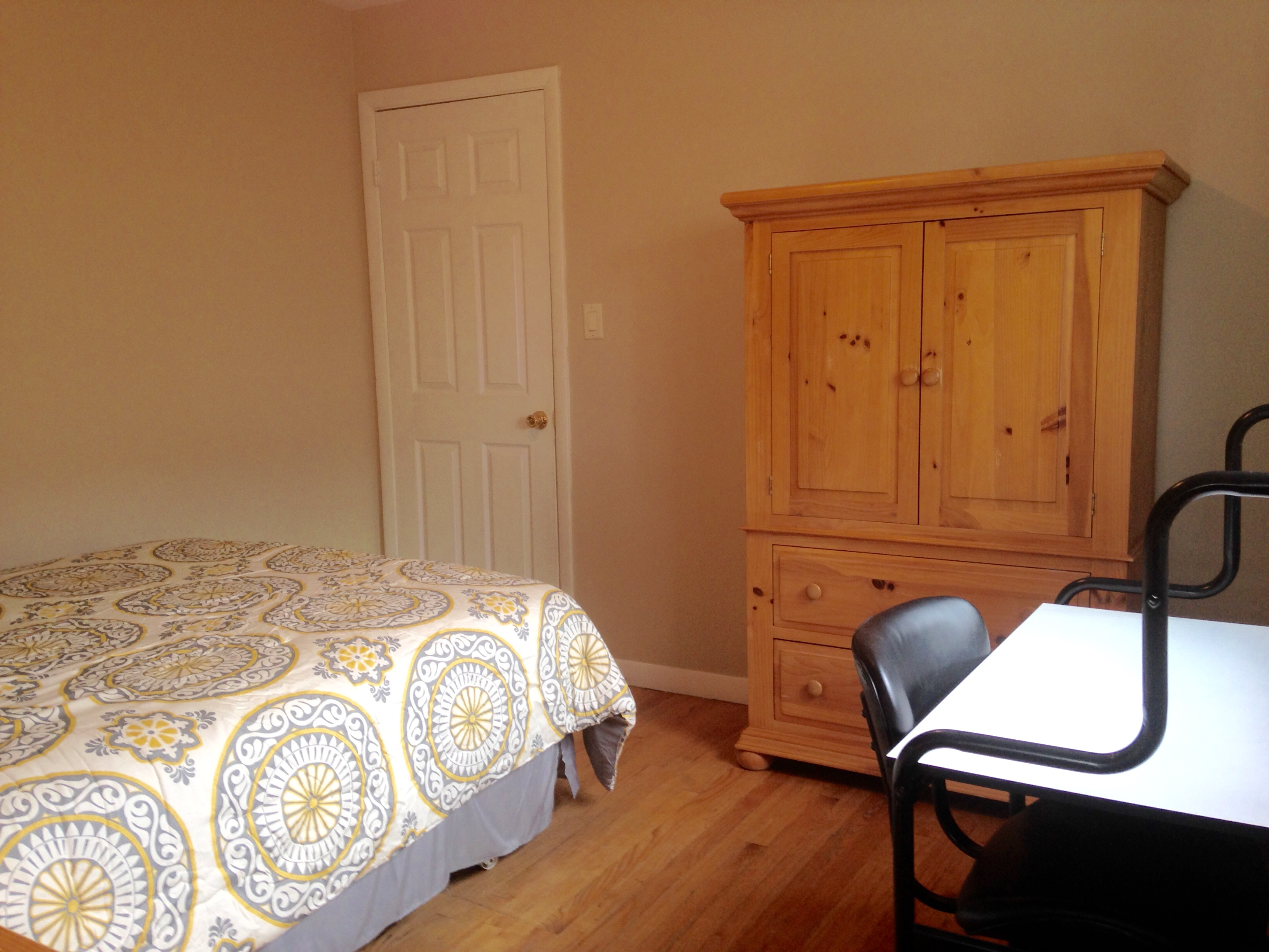 Room for Rent Medical Externship Stay in Chicago Area
